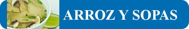 ARROZ Y SOPAS