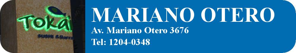 Tokai Mariano Otero