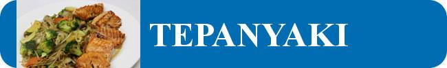 TEPANYAKI (Verduras a la plancha con carne, pollo, pescado y/o mariscos)